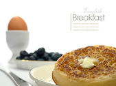 Pequeno-almoço inglês — Foto Stock