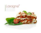 Lasagne II — Stock Photo