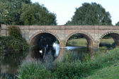 Kegworth Bridge — Stock Photo
