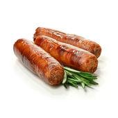 Pork Sausages 2 — Stock Photo