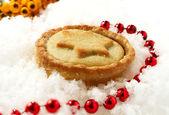 Mince Pie — Stock Photo