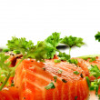 Salmon Fillet 2 — Stockfoto #36667029