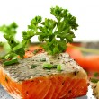 Stockfoto: Salmon Fillet
