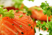 Salmon Fillet 3 — Stock Photo
