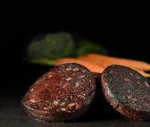 Black Pudding — Stock Photo