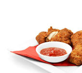 Southern Fried Chicken 3 — Stock Photo