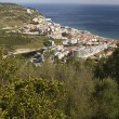 Coastal Sesimbra town — Stock Photo #13401100
