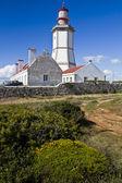 Lighthouse of Cape Espichel — Stock Photo
