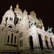 Basilica of the Sacred Heart of Paris — ストック写真