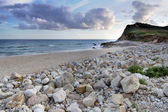 Naturliga kustlinjen i algarve — Stockfoto