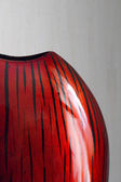 Colorful decorative flower vase — Stock Photo