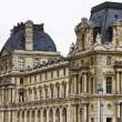 Museum of the Louvre in Paris, France — Stockfoto