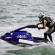 Jet boat racing — Stock Photo #13438312