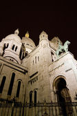 Basilica of the Sacred Heart of Paris — Stock Photo