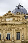Tribunal de Commerce de Paris, France — Stock Photo