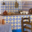 Foto Stock: Typical Alentejo region household