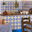 Stockfoto: Typical Alentejo region household