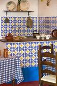 Typical Alentejo region household — Stock Photo