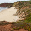Stock Photo: Beautiful coastline of Sagres