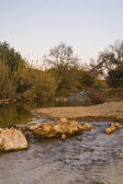 Algibre river stream — Stock Photo