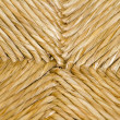 Stock Photo: Portuguese handcrafted chair texture