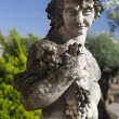 Dionysus, Greek God of wine - Stock Photo