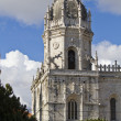 Mosteiro dos Jeronimos monument — Stock Photo