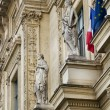 Tribunal de Commerce de Paris, France — Stock Photo #25108267