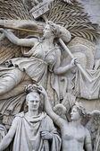 Le Depart de 1792 (La Marseillaise) — Stock Photo
