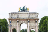Arc of Triumph du Carrousel — Stock Photo