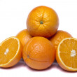 Bunch of oranges — Stock Photo #25116651