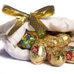 Sweet golden eggs — Stock Photo #25120439