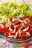 地中海サラダ — ストック写真