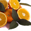 Bunch of oranges — Stock Photo #25145309