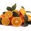 Bunch of oranges — Stock Photo #25145319
