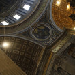 Stock Photo: Inside of Saint Peter's Basilica