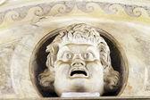 Ancient roman statue — Stock Photo