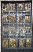Porta santa no vaticano — Fotografia Stock