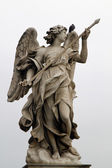 Bernini angel statue — Stock Photo