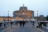 Castle of Sant'Angelo — Stock Photo