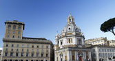 Церковь Санта-Мария ди Лорето — Стоковое фото