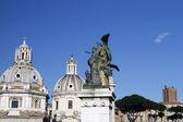 Church Santa Maria di Loreto — Stock Photo