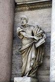 Statue of Saint Peter — Stock Photo
