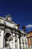 Fontana di Trevi, Rome, Italy — Stock Photo