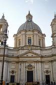 Сант ' Агнессы в Агоне церкви — Стоковое фото