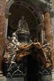 Inside of Saint Peter's Basilica — Stock Photo