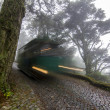 Passing train — Stock Photo