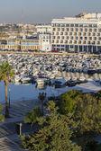 View of the marina — Stockfoto