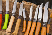 Small knifes — Stock Photo