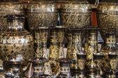 Luxury moroccan pots — ストック写真